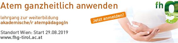 Atem Austria - Ausbildung Start 29.08.2019- Banner - Atem Bewegt Wien